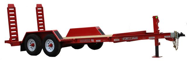 Where to find TRAILER, TANDEM,14 -10,000 LB.   5 in St. Paul