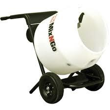 Where to find CEMENT MIXER, 3 CU FT, ELECTRIC in St. Paul