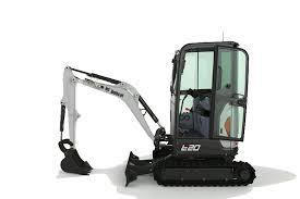 Where to find BOBCAT EXCAVATOR, E20 LONG ARM in St. Paul