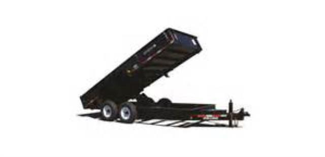 Where to find TRAILER, DUMP, LG, 14,000 LB, 7 X 16 in St. Paul