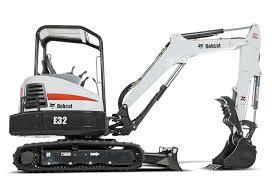 Where to find BOBCAT EXCAVATOR, E32 WITH THUMB in St. Paul