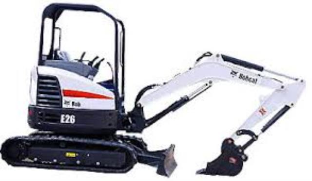 Where to find BOBCAT EXCAVATOR, E26 LONG ARM in St. Paul
