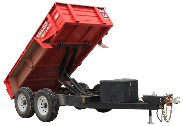 Where to find TRAILER, DUMP, SMALL 5,000 LB.   2 in St. Paul