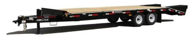 Where to find TRAILER, TANDEM DECK OVER, 20  5 X102 W in St. Paul