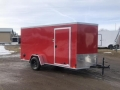 Where to rent TRAILER, ENCLOSED 6 X 12  REAR RAMP in St. Paul MN
