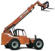Where to find FORKLIFT, ALL TERRAIN 6000 LB, 36  REACH in St. Paul