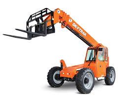 Where to find ALL TERRAIN FORKLIFT 6000 LB, 42  REACH in St. Paul