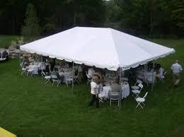 Where to find FRAME CANOPY TENT 20 X 30 WHITE  SET UP in St. Paul