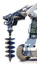 Where to rent BOBCAT, AUGER ATTACH. 12  BIT in St. Paul MN