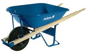 Where to find WHEELBARROW, LARGE in St. Paul